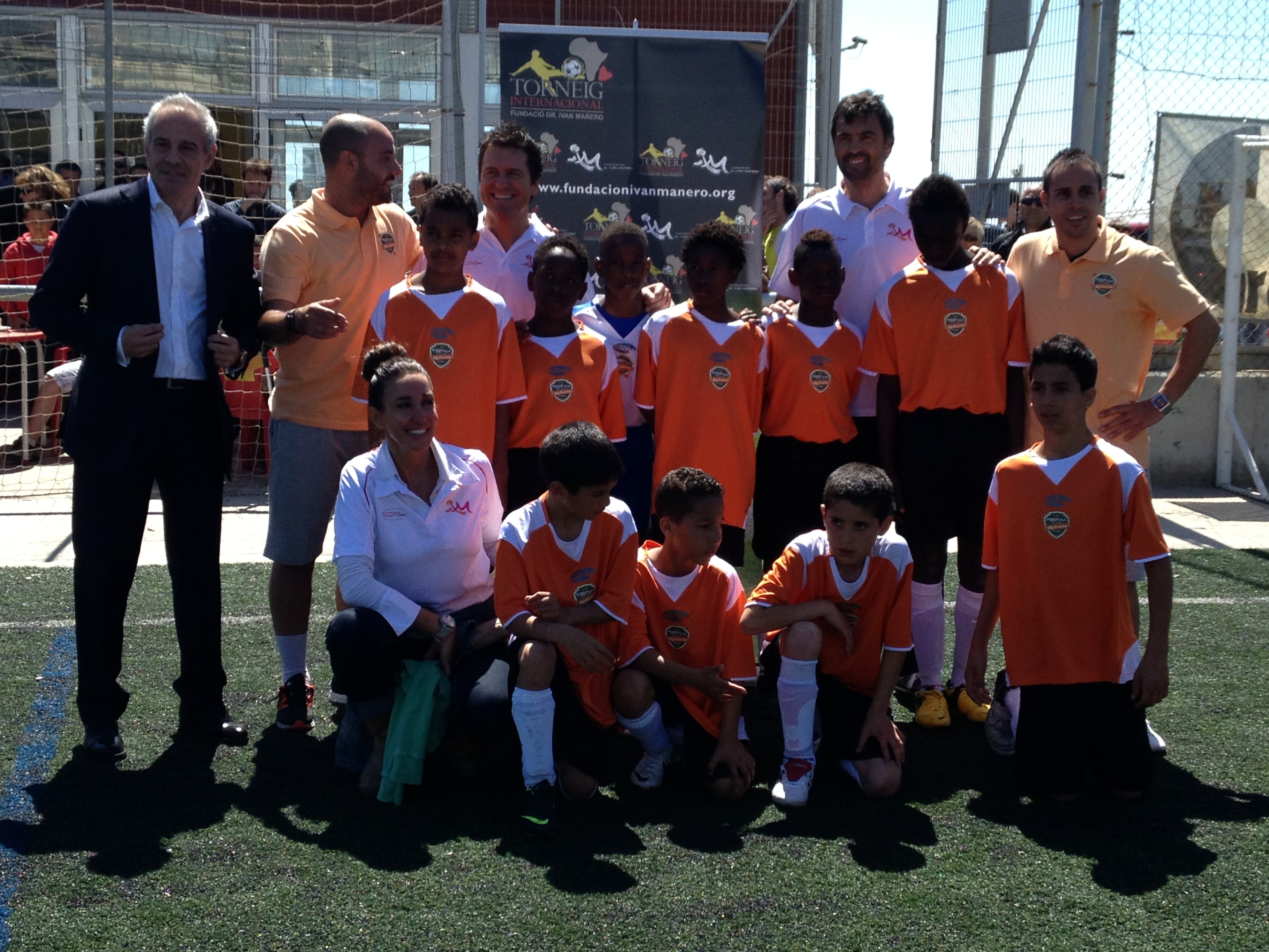 Torneo Futbol solidario Fundacion Ivan Mañero