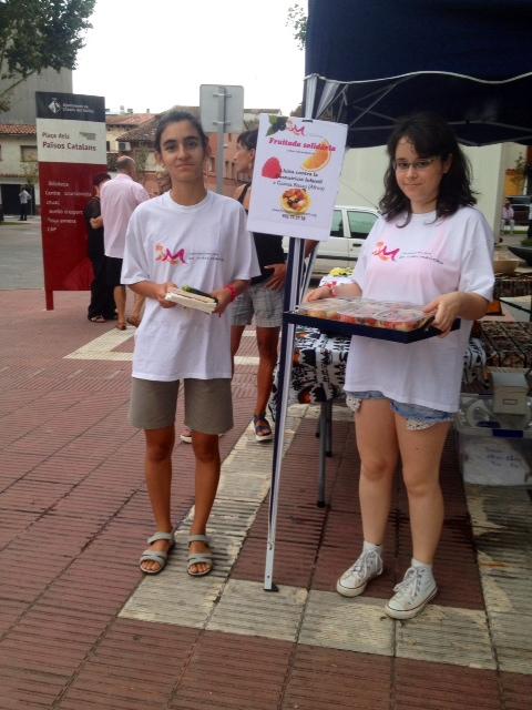 voluntaries de la fundació dr ivan mañero