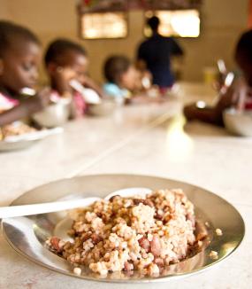 Programa de Lucha contra la Desnutrición Infantil en Guinea Bissau