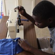 Puesta en marcha del taller de costura