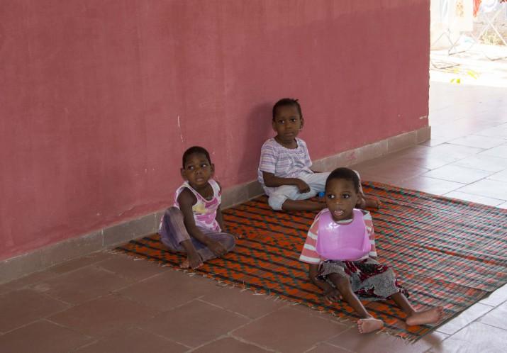 CASULO Centro para niños discapacitados