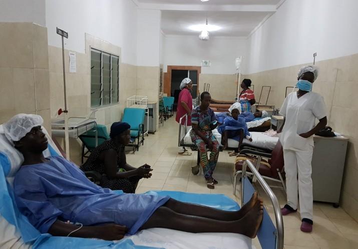 Nueva expedición Médica a Guinea Bissau (dic. 2018)