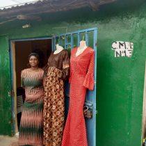 Nuevo taller de costura para Idjatu