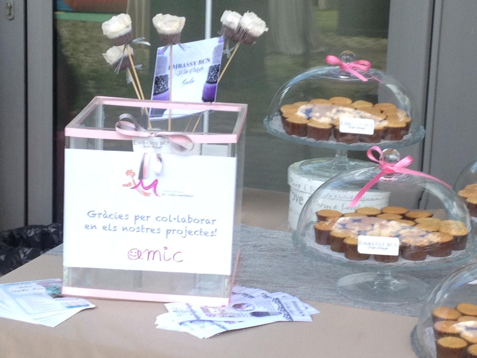 Taller de cupcakes solidarios