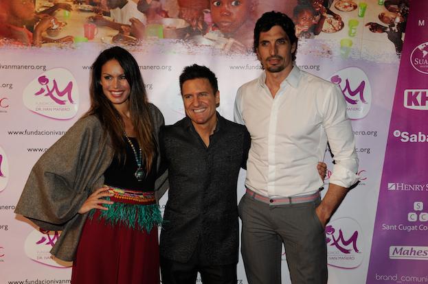 Mireia Canalda y Felipe López, también nos acompañaron