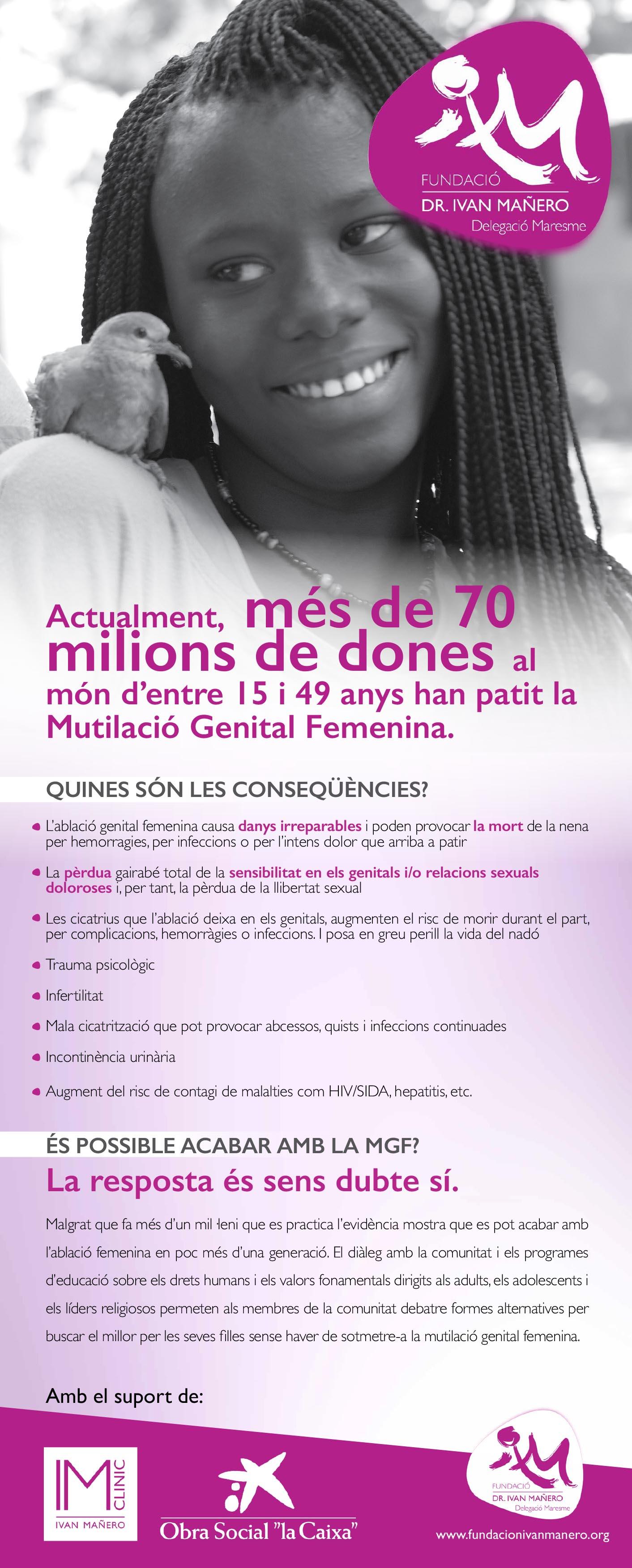 Exposición: Lucha contra la Mutilación Genital Femenina