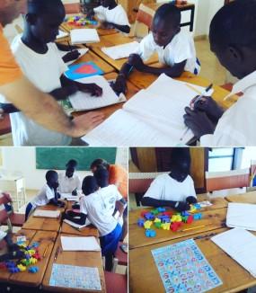 Escuela para niños con dificultades de aprendizaje